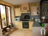 Charming Stone House with Lovely Gardens Ref # RT5088P image 5 Kitchen with bread oven