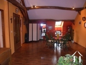Charming Stone House with Lovely Gardens Ref # RT5088P image 11 Large open room upper floor