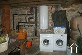 Charming Stone House with Lovely Gardens Ref # RT5088P image 17 Laundry section of garage