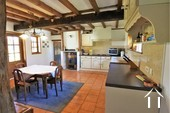 Renovated Bressane farmhouse, garage and large garden, Ref # JP4938B image 8