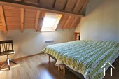 Renovated Bressane farmhouse, garage and large garden, Ref # JP4938B image 13