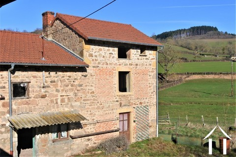 Farmhouse and apartment to renovate with outbuildings Ref # JP4934S Main picture