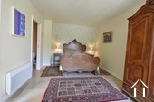 Manor house with two gites and pool Ref # BH4953V image 27 bedroom 2 with en suite shower room
