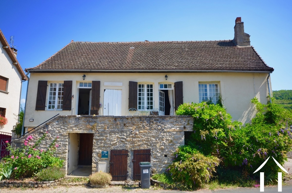 Nice village house with two bedrooms