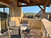 Low maintenance home with terrace and views Ref # JP4961S image 7 Mont Pejus in the distance