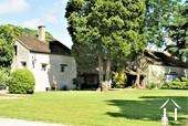 Classic manor house on the river Saone Ref # JP5071B image 6 caretaker's house and barns beyond