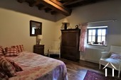 Classic manor house on the river Saone Ref # JP5071B image 16 bedroom 3 first floor