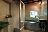 Classic manor house on the river Saone Ref # JP5071B image 17 bathroom first floor