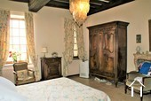 Classic manor house on the river Saone Ref # JP5071B image 11 bedroom on the ground floor
