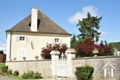 Classic manor house on the river Saone Ref # JP5071B image 18