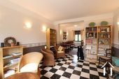 B&B with house & land next to the Château de Sully Ref # CR4965BS image 1 Lounge