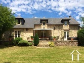 Character house with 5 bedrooms, great views of Morvan Ref # MB1451M image 1 character house in the morvan park