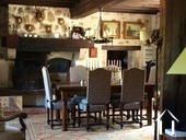 Character house with 5 bedrooms, great views of Morvan Ref # MB1451M image 4 dining room