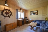 salon with pellet burner ( possible bedroom 4)