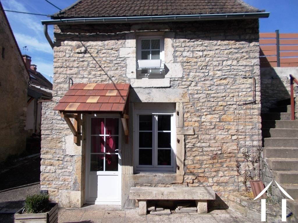Compact Stone Cottage.