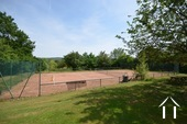 Manor house with 3 guest houses and pool on 1,3 ha Ref # BH5009V image 31 tennis court