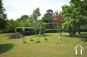 Manor house with pool, tennis and pond on 1 ha Ref # BH5010V image 15 children play area
