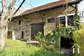 1 bedroom stone house with large barn and courtyard Ref # JP4852S image 1 one bedroom house with large barn