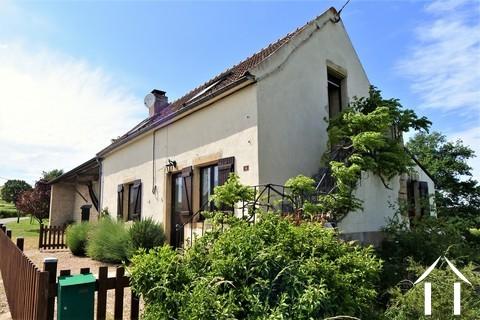 5 bedroom renovated farmhouse with panoramic views near TGV  Ref # JP5012S