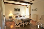Character property with 6 en-suite bedrooms and large barns  Ref # JP4999S image 4 first floor bedroom with exposed beams