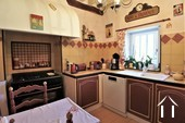 Character property with 6 en-suite bedrooms and large barns  Ref # JP4999S image 15 kitchen 1 next to dining room