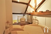 Character property with 6 en-suite bedrooms and large barns  Ref # JP4999S image 20 extra sleeping area in bedroom 3