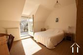 House with views on vines in center of prestigious village Ref # CR5004BS image 4 Upstairs bedroom with terrace