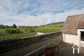 House with views on vines in center of prestigious village Ref # CR5004BS image 5 Views from terrace