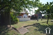 Incredible views, 3 bedroom house Ref # BH5013V image 16 garden with vegetables patch and fruit trees