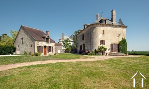 Historic French Castle for sale Ref # LB4972N
