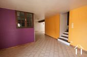 House near neo-feudal castle, renovation project Ref # CR4914BS image 7 Entrance/Office-stairs to rooms
