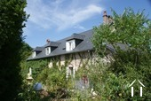 Charming Country Property Ref # RT5017P image 16 House from garden