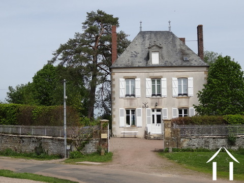Maison de Maître with holiday home for sale Ref # LB5018N