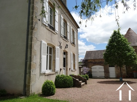 Maison de Maître with holiday home for sale Ref # LB5018N Main picture