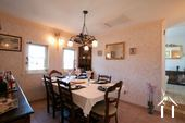 Dining room in Main house