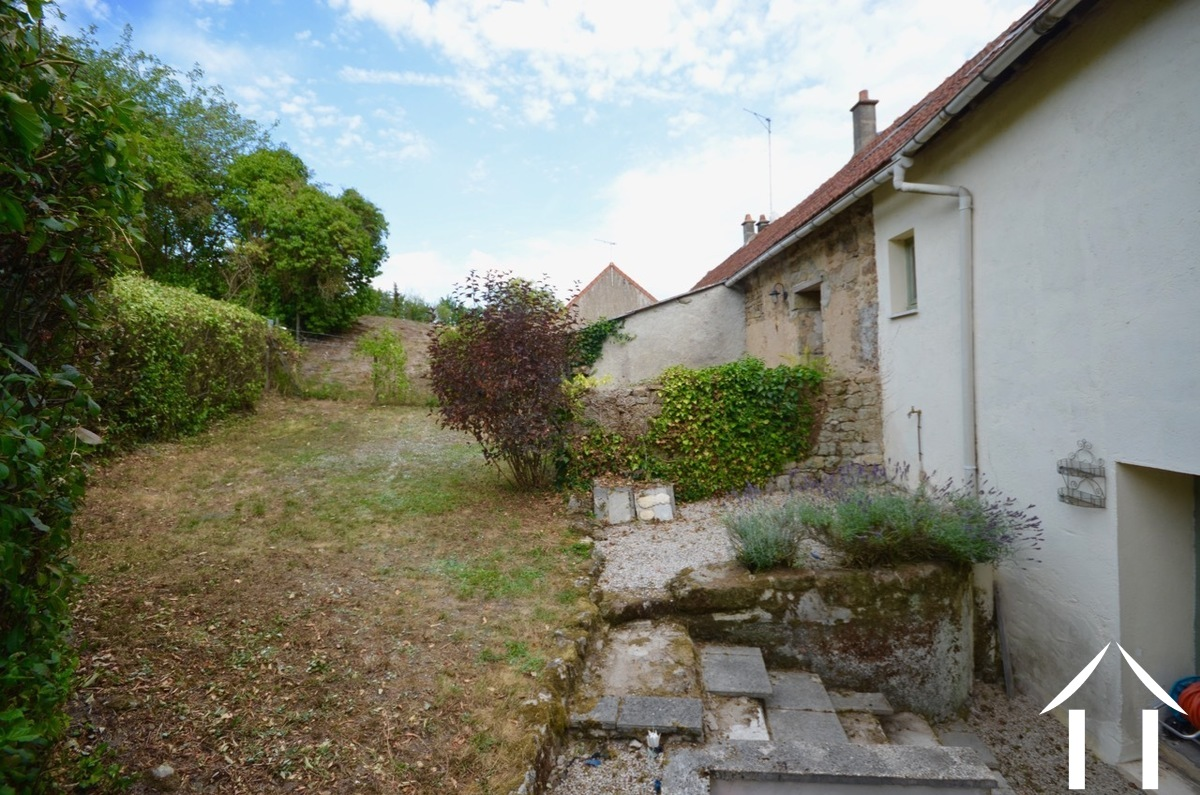 Village House For Sale Saisy Burgundy 14625 France4u Eu