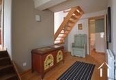 Ready to use 2 bedroom house, with small garden Ref # BH5025BS image 13 hallway in front of bedroom two and shower room