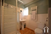 Ready to use 2 bedroom house, with small garden Ref # BH5025BS image 15 shower room with toilet