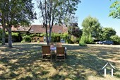 Renovated farmhouse with guest area and great views  Ref # JP5026S image 8 mature trees in the garden