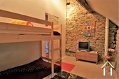 Renovated farmhouse with guest area and great views  Ref # JP5026S image 18 summer bedroom upstairs in the barn