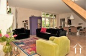 Renovated farmhouse with guest area and great views  Ref # JP5026S image 9 spacious living room with underfloor heating