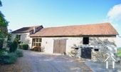 Cosy farm with 4 ha of land, south of Autun Ref # BH5045V image 1