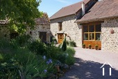 Cosy farm with 4 ha of land, south of Autun Ref # BH5045V image 29