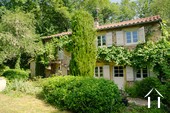 Charming cottage with beautiful garden and natural pool Ref # DF5051C image 1