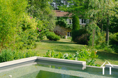 Charming cottage with beautiful garden and natural pool Ref # DF5051C image 4