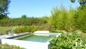 Charming cottage with beautiful garden and natural pool Ref # DF5051C image 13