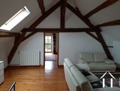Charming Morvan Farmhouse Ref # RT5091P image 9 Beams Beams Beams