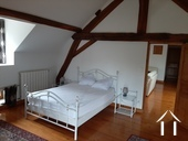 Charming Morvan Farmhouse Ref # RT5091P image 10 Master bedroom