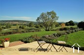 Grand character house, 2 gites, pool and views near Cluny Ref # JP5060S image 6