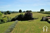Grand character house, 2 gites, pool and views near Cluny Ref # JP5060S image 7